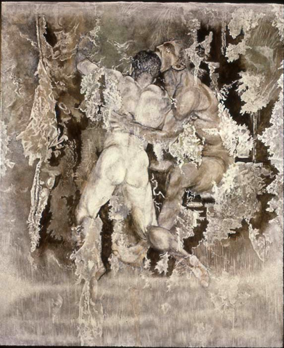 133-utermohlen-1966-ugolino-canto-33-152x120cm-oil-on-canvas