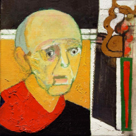 40 self-portrait-with-saw 1997
