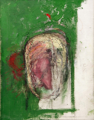 22-utermohlen 1999 erased self portrait 455x355mm